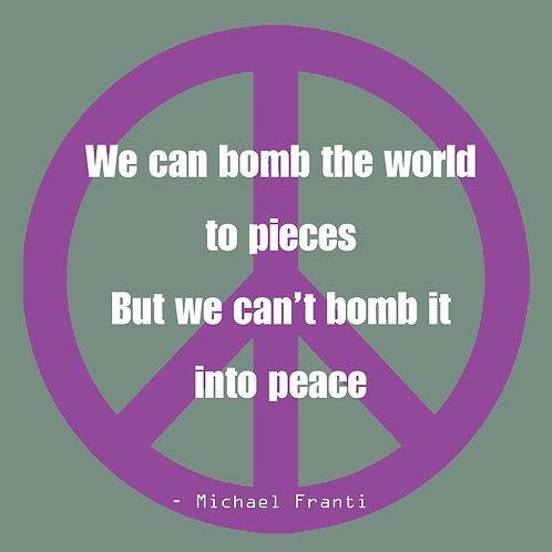 Michael Franti -peace