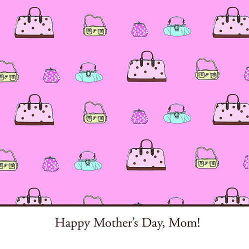 mother's day - purses