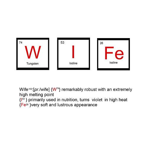 Wife periodic