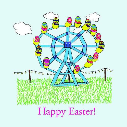 Easter - ferris wheel