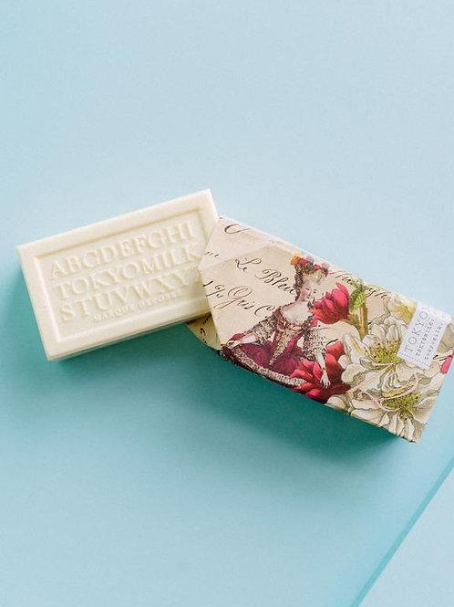 White Flower hand soap