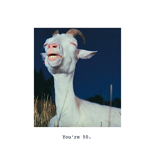 50th goat