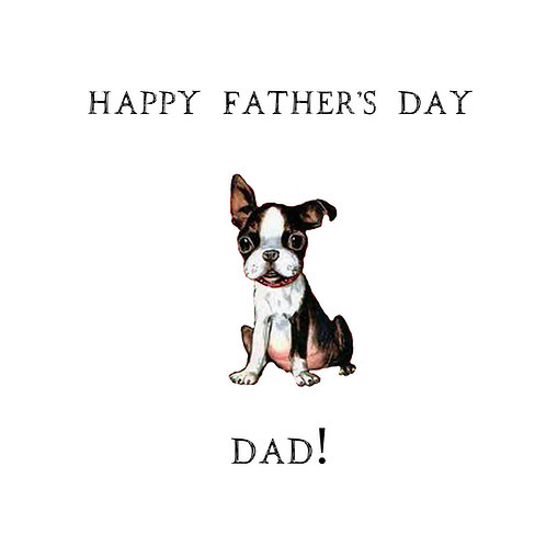 Father's day - Frenchie