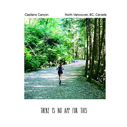 Capilano Canyon run