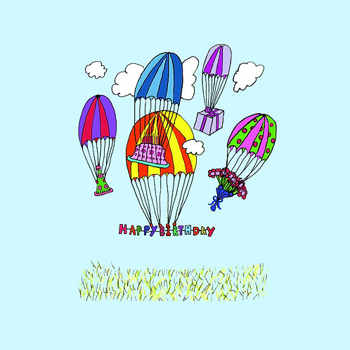 parachute party