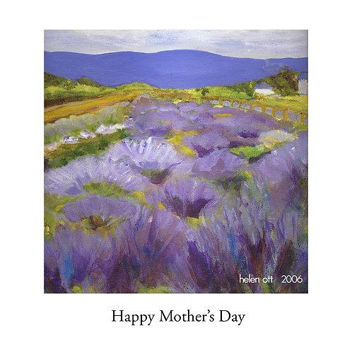 mother's day - Kelowna lavender (Helen Ott)