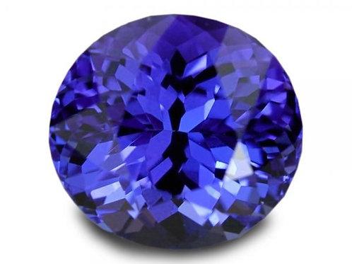 1.61 Cts - Tanzanite Loose Natural Gemstones - Oval Shape