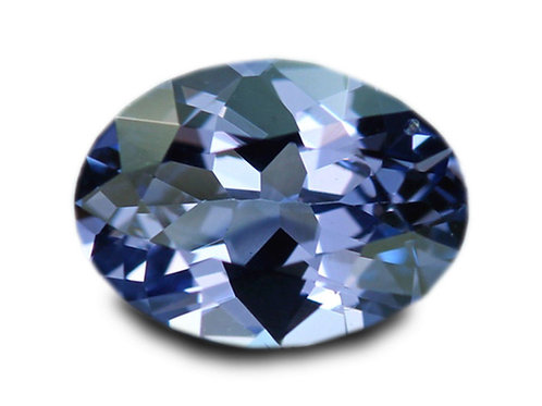 0.70 Cts - Blue Spinel Loose Natural Gemstone - Oval Shape