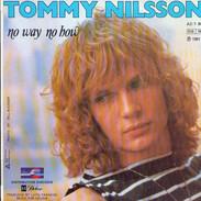 Tommy Nilsson No Way No How