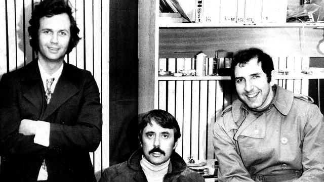 Jack, Lee Hazlewood, Georges Chatelain