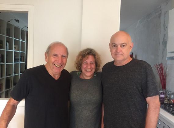 Jack, julie Clare, Michael McGregor