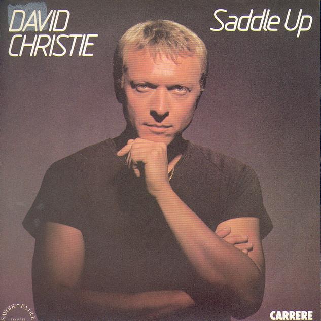 """David Christie  """"Saddle Up"""""""