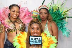Carnival Toronto photo booth
