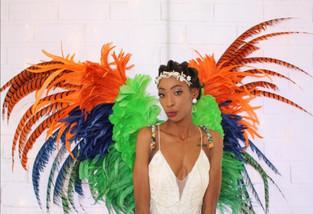 Carnival Style wedding
