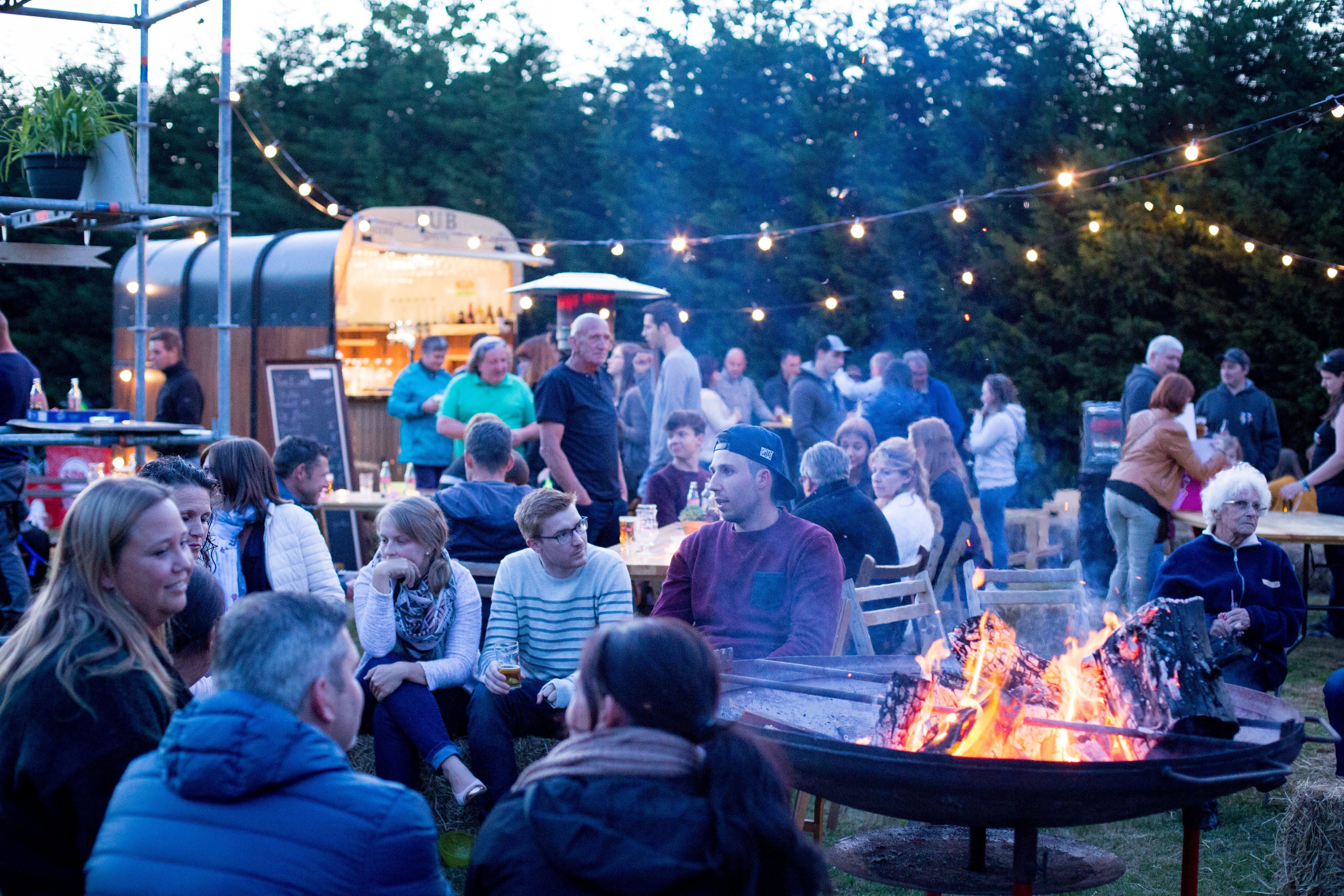 Woodfest Pub