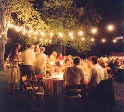 Slingerverlichting - Woodfest Events
