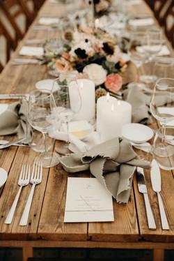 Barnwood tafels woodfest events