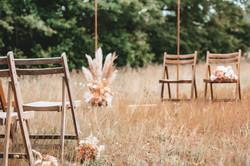 Vintage klapstoelen - Woodfest Events