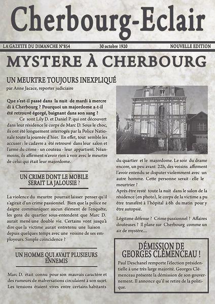 Cherbourg Eclair Majordome.jpg