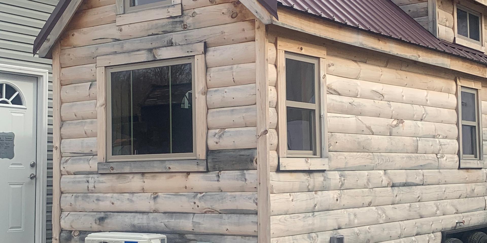 Finished Tiny House