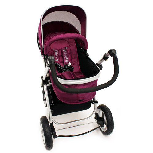 f8cf03ad0 We Are Proud To Present The All New Isafe Pram System 2 In 1. A  Contemporary High Quality Baby Stroller & Pram System Designed &  Manufactured At The Highest ...