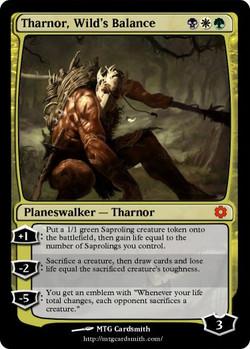 Tharnor, Wild's Balance