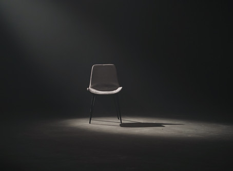 """""""You, me and a plain chair""""*"""
