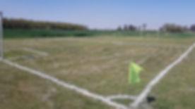 Cancha de Futbol Los Algarrobos campo Y
