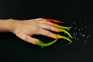 Chili hand