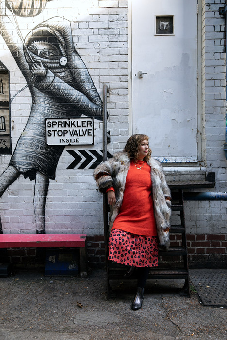 Female portrait Peckham