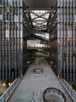 國立臺北大學圖書館 / National Taipei Universi