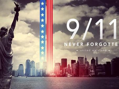 9/11/20 Friday's WOD