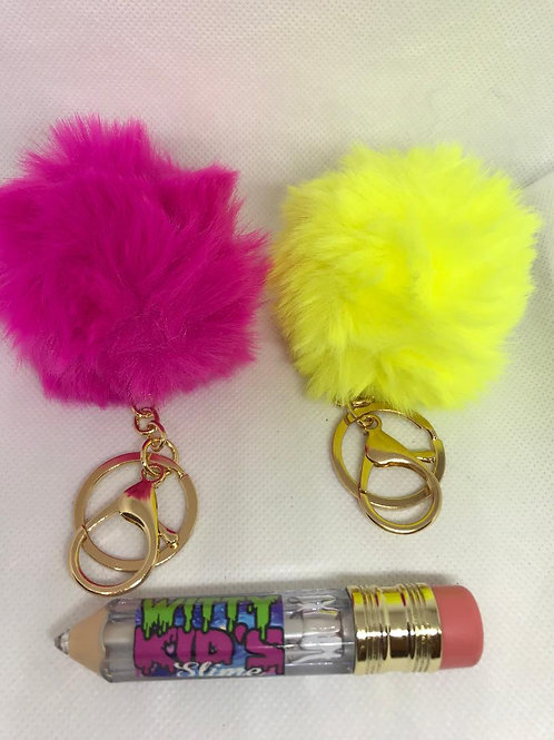 Keychain And Lipgloss Deal