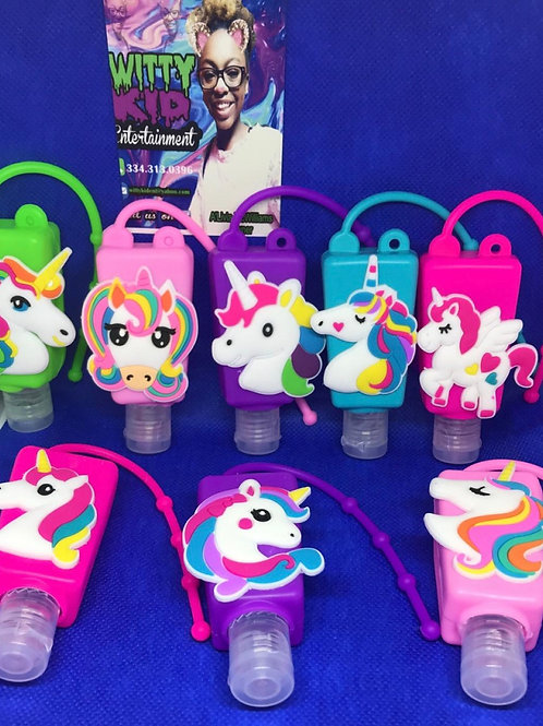 Unicorn Reusable Hand Sanitizer
