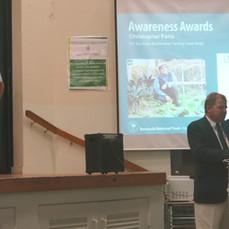 BNT Awareness Award 2018