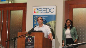 Agra Living takes home second prize at BEDC Rocket Pitch