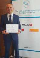 Infinite Vision Optics Voted 2nd Best in Show Company @ the 24th MedTech Investing Conference