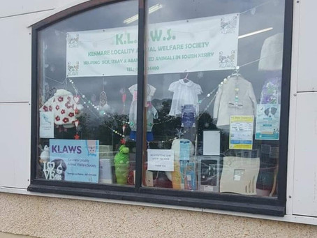 KLAWS Shop Reopening - A Date for the diary