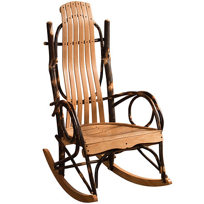 Hickory Rocking Chair