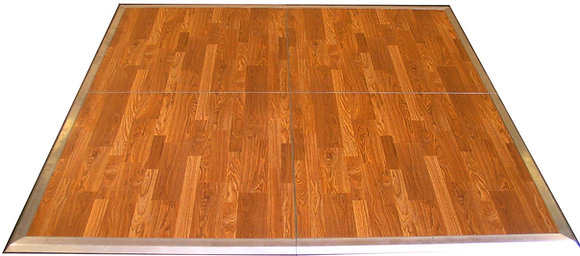 New England Plank Dance Floor