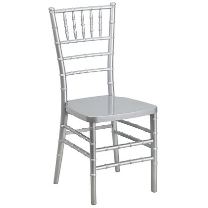 Chiavari Chair (Silver)