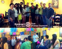 Rotaract Viveros Coyoacán