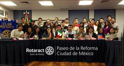 Rotaract Paseo de la Reforma