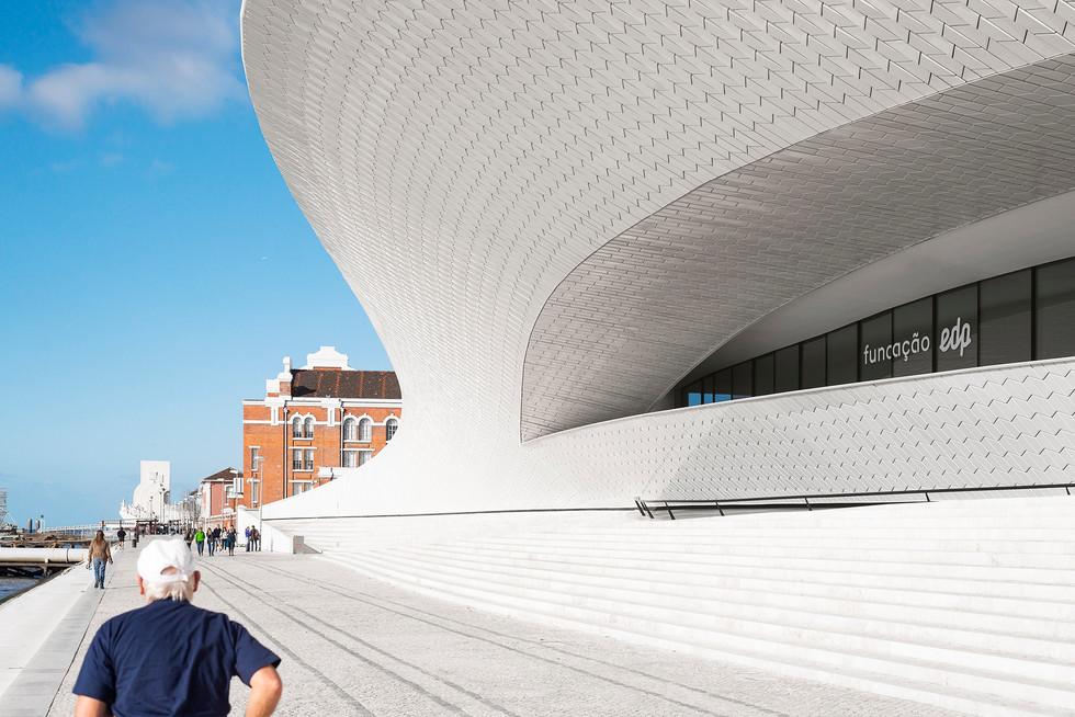 Architect: Amanda Levete Architects