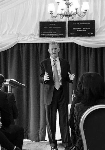 """LECTURE:  GEN. STANLEY MCCHRYSTAL """"LEADING ON THE INTERNATIONAL STAGE"""""""