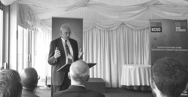 """LECTURE:  PROF JOSEPH NYE -  """"IS THE AMERICAN LIBERAL ORDER OVER?"""""""