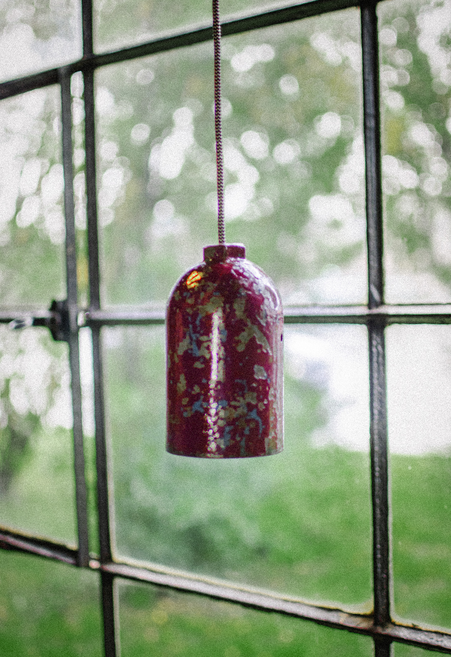Gaz. model lamp-holder