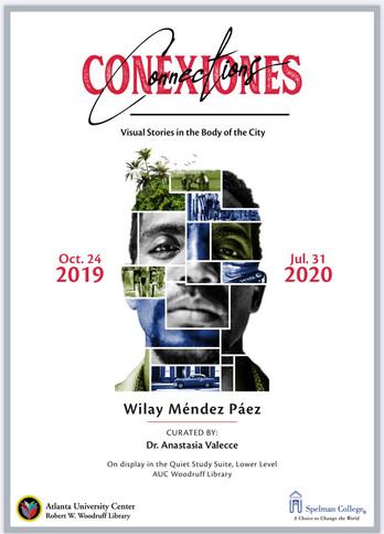 Conexiones: Visual Stories in the Body of the City, Atlanta University Center (AUC), Oct. 2019- present