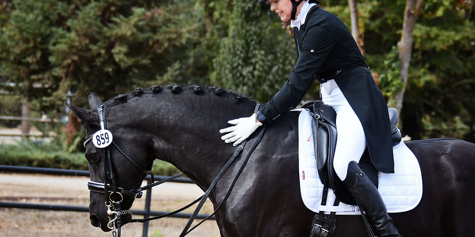 Foothill Fall Classic and National Dressage Pony Cup
