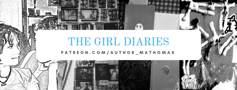 THE GIRL DIARIES banner (patreon)